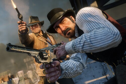 Descubre las mejores pistolas y revólveres de Red Dead Redemption 2 y desenfunda antes