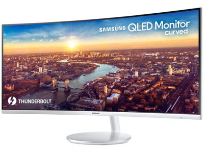 Samsung también se atreve con su propio monitor con Thunderbolt 3