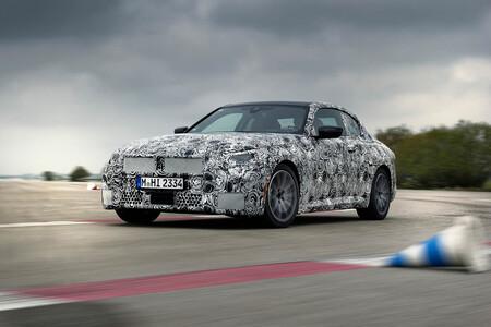 El nuevo BMW Serie 2 Coupé debutará en el Festival of Speed de Goodwood por la puerta grande