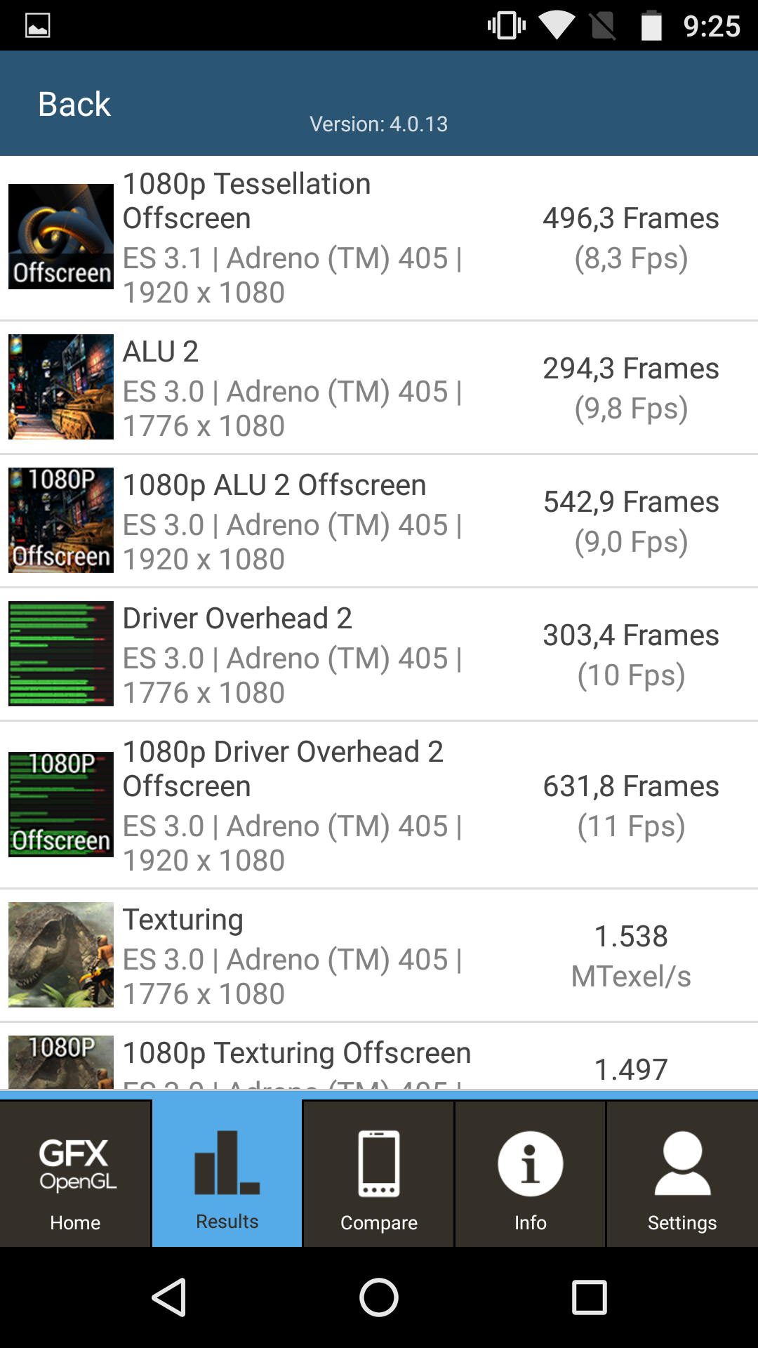 Foto de Moto G4, benchmarks (14/30)