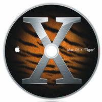 Apple dejará de dar soporte para Tiger