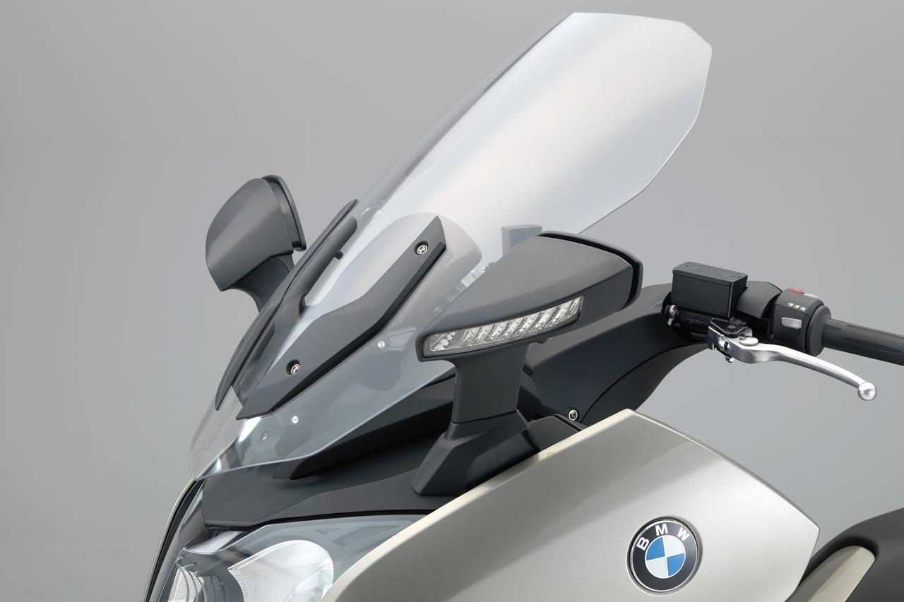 Foto de BMW C 650 GT y BMW C 600 Sport, detalles (14/38)