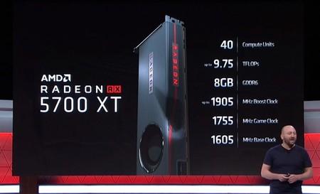 Las nuevas tarjetas gráficas AMD Radeon RX 5700 llegan también dispuestas a conquistar a los amantes del vídeo digital