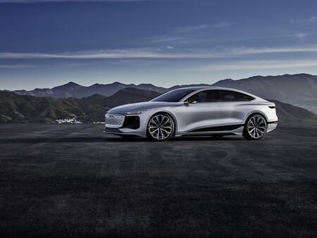 Audi A6 Etron Concept 2
