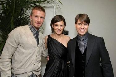 Tom Cruise y David Beckham juntos en la gran pantalla