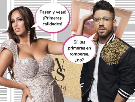 Miguel Frigenti destapa la otra gran estafa de Noemí Salazar ('Los Gipsy Kings'): su marca de falsos cosméticos de alta gama