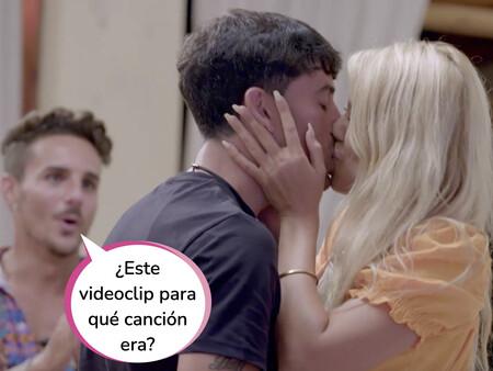 Dos tórridos besos entre Carla y Diego hacen saltar la alarma en 'La Isla de las Tentaciones 3': Esta ha sido la reacción de Lola