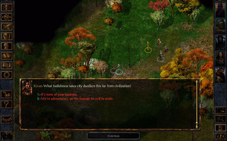 Baldur's Gate: Enhanced Edition llega a los dispositivos Android