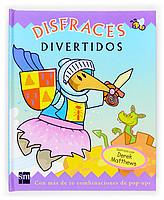 Disfraces divertidos, un libro muy divertido