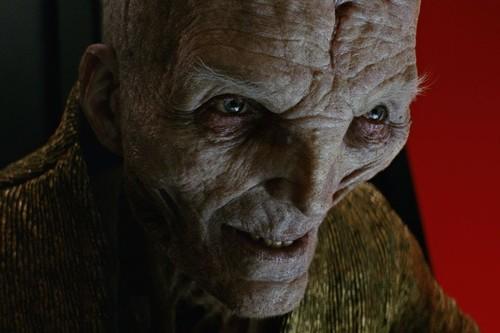 El director de 'Star Wars: Los últimos jedi' explica las decisiones que tomó sobre el villano Snoke