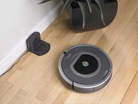 Robot aspirador iRobot Roomba 782 con 100 euros de descuento en Pc Componentes