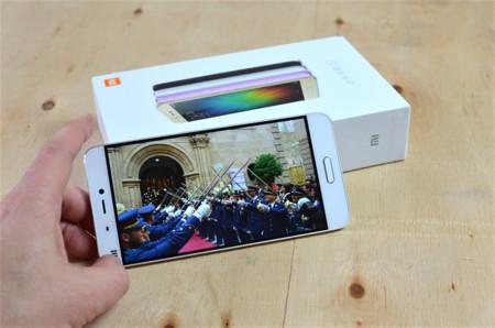 Xiaomi Mi5 Pantalla