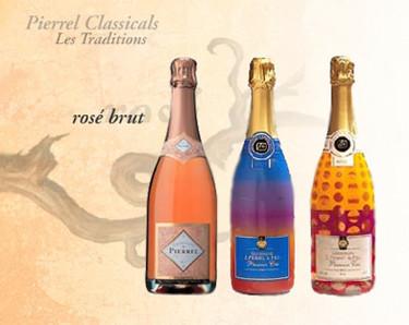 Champagne Pierrel, ahora en España