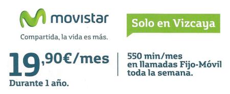 Movistar continúa con sus ofertas territoriales para competir con los operadores locales