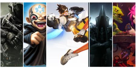 Activision Blizzard saca músculo con sus resultados trimestrales y traza la hoja de ruta de sus títulos clave para 2018