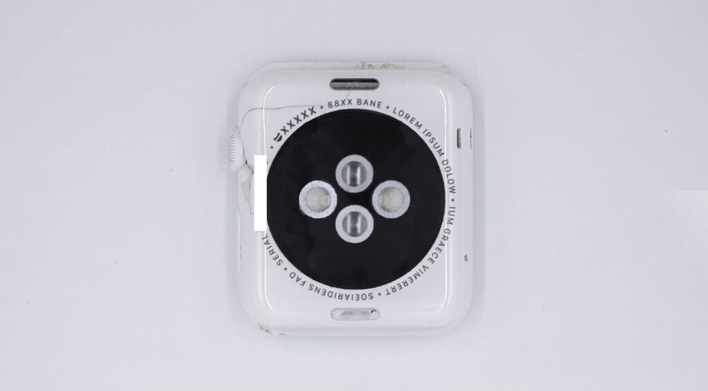 La cerámica podría haber llegado al Apple Watch original según un prototipo de lo más interesante