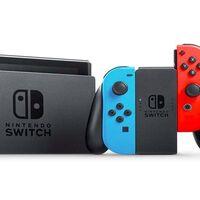 Adelántate a los regalos navideños con la Nintendo Switch: en eBay la tienes por 299,95 euros con envío gratis y desde España
