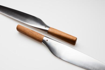 Cuchillo Umami Santoku, combinando lo mejor del diseño noruego y japonés