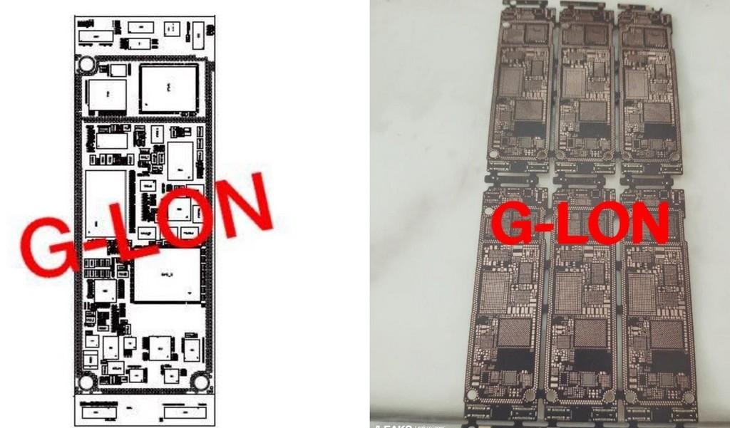 Aparecen fotografías de la supuesta placa base de los próximos iPhone