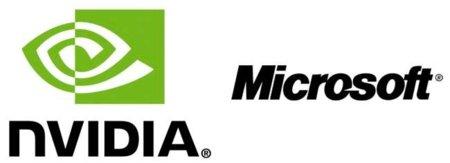NVidia podría casarse con Microsoft