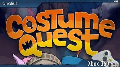 'Costume Quest'. Análisis