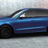 Audi SQ5 TDI Competition, porque nadie puede despreciar 13 hp extras