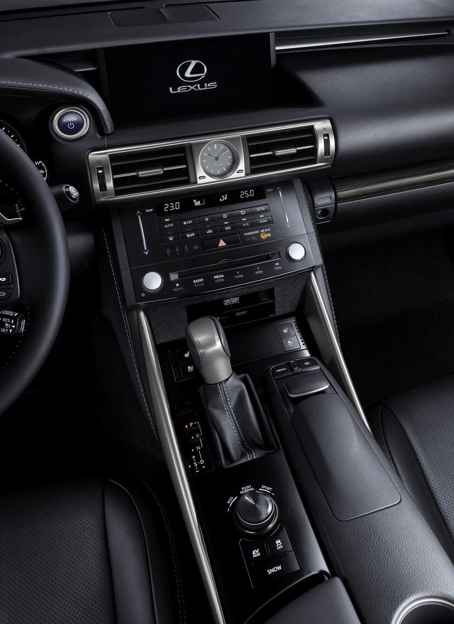 Foto de Lexus IS 300h (6/53)