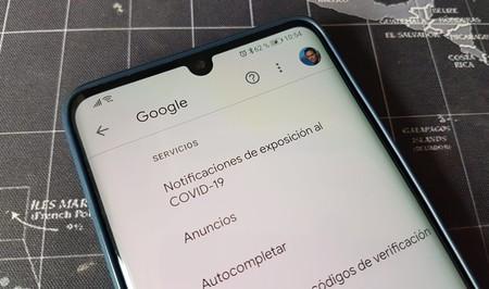 """Que tu móvil muestre ya una opción de """"notificación de exposiciones al COVID-19"""" es normal,  Google y Apple no están """"espiandonos"""""""