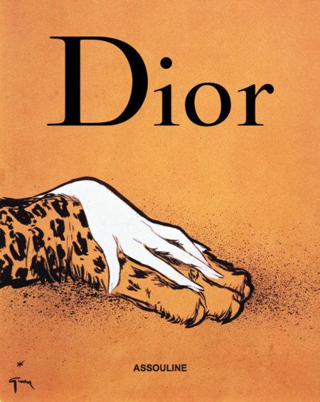 Los tres libros de Christian Dior: un capricho de moda
