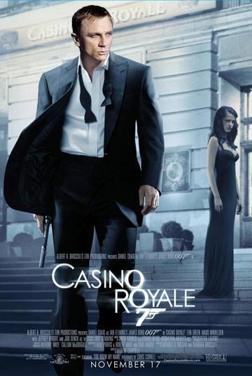 Nuevo poster de 'Casino Royale'
