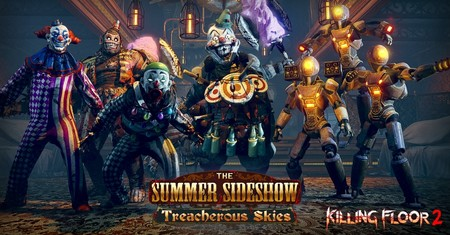 Killing Floor 2 The Summer Sideshow Actualizacion