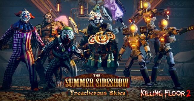 Killing Floor 2 The Summer Sideshow Actualizacion