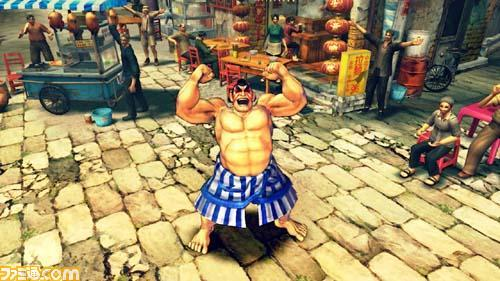Foto de Street Fighter IV - Famitsu 08012008 (28/45)