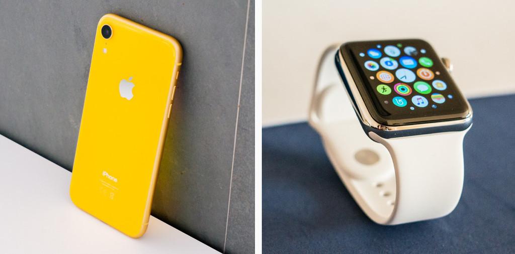 iPhone XR y Apple Watch Series 3: dos grandes productos ahora a un precio muy rebajado