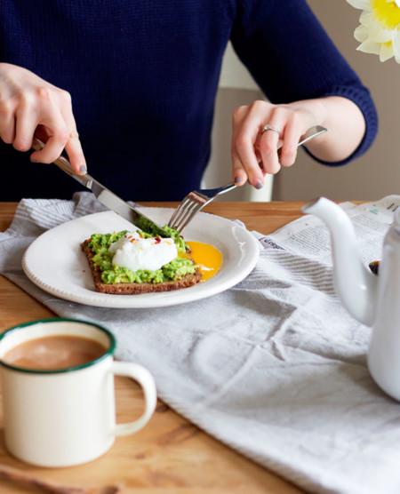 Cinco Saludables Desayunos 2