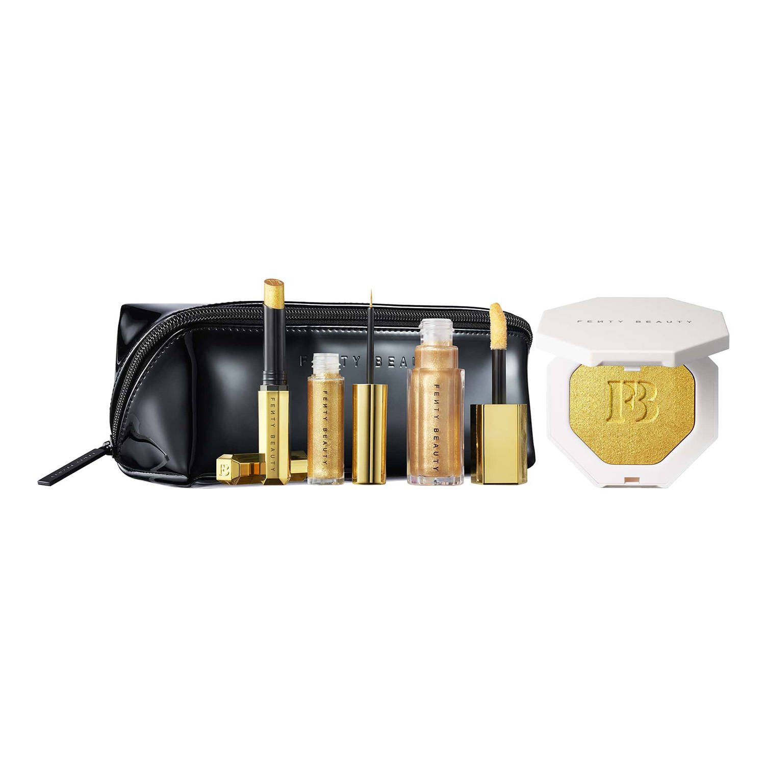 FENTY BEAUTY BY RIHANNA Trophy Wife Life Set de 4 productos de maquillaje