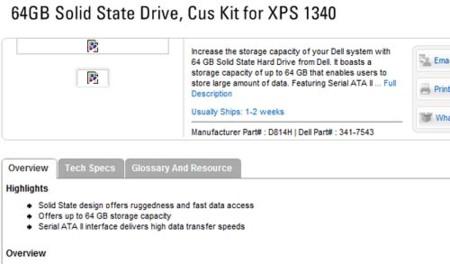 Dell XPS 1340, ¿sucesor del M1330?