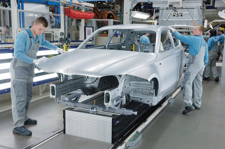 Fabrica BMW Leizpig