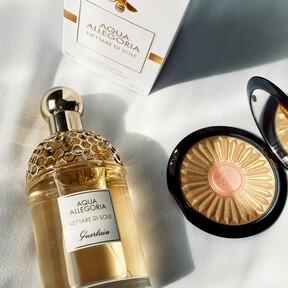 Guerlain nos ha vuelto a conquistar con la fragancia Aqua Allegoria Nettare di Solei que es auténtica primavera en una botella