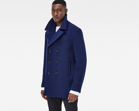Wool Pea Coat 05