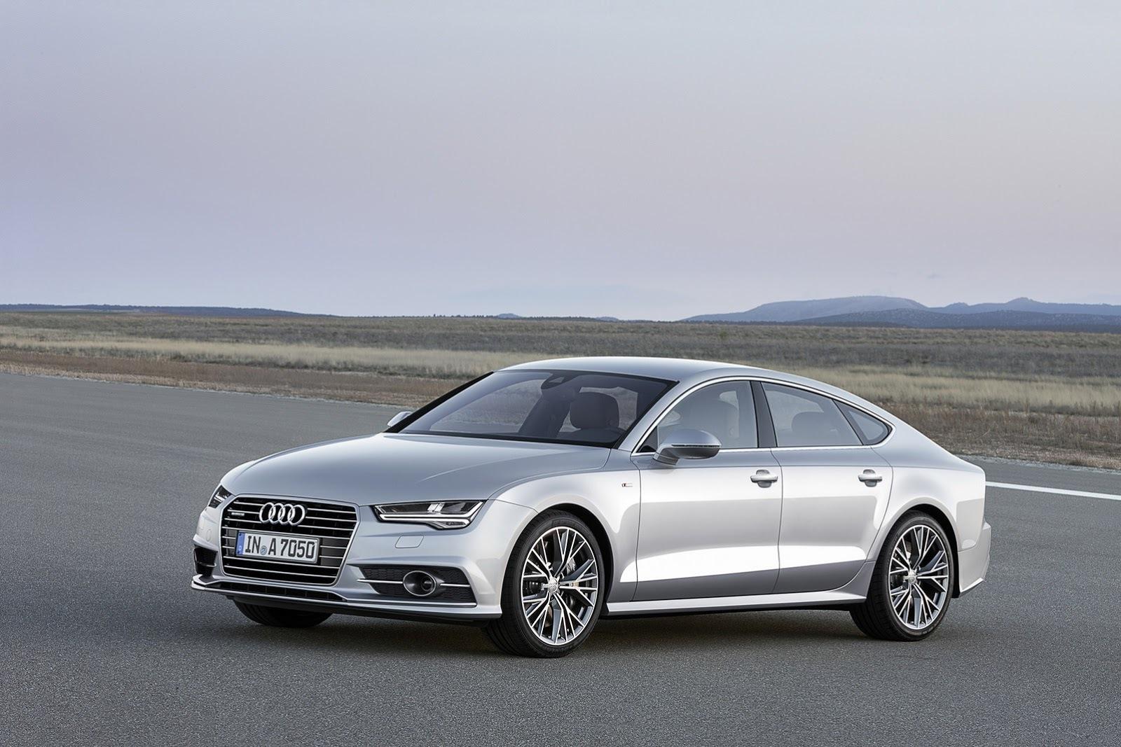 Foto de Audi A7 Sportback (6/11)