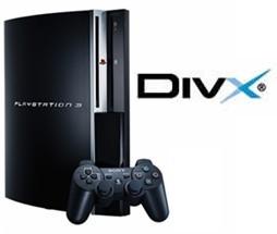 PS3 soportará DivX