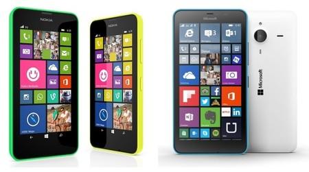 Lumia 640 y 640 XL versus sus antecesores, así evoluciona la gama media de Microsoft