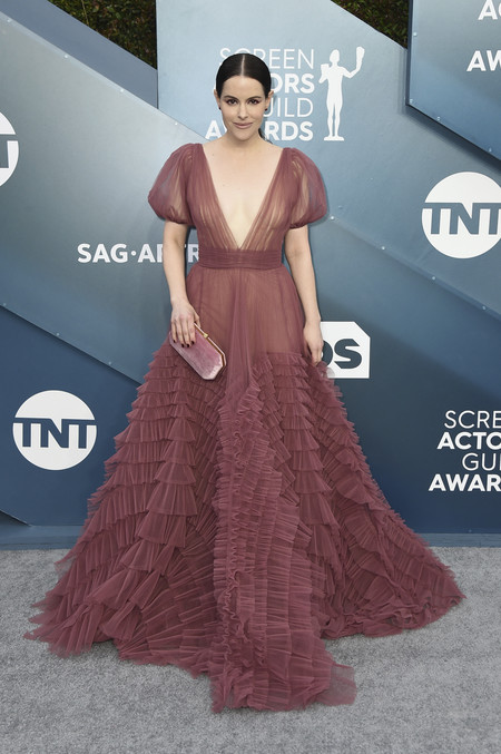 Emily Hampshire sag awards 2020