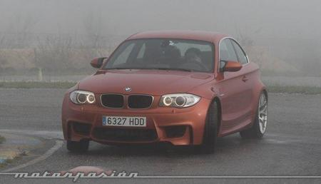 BMW Serie 1 M Coupé, prueba (conducción y dinámica)