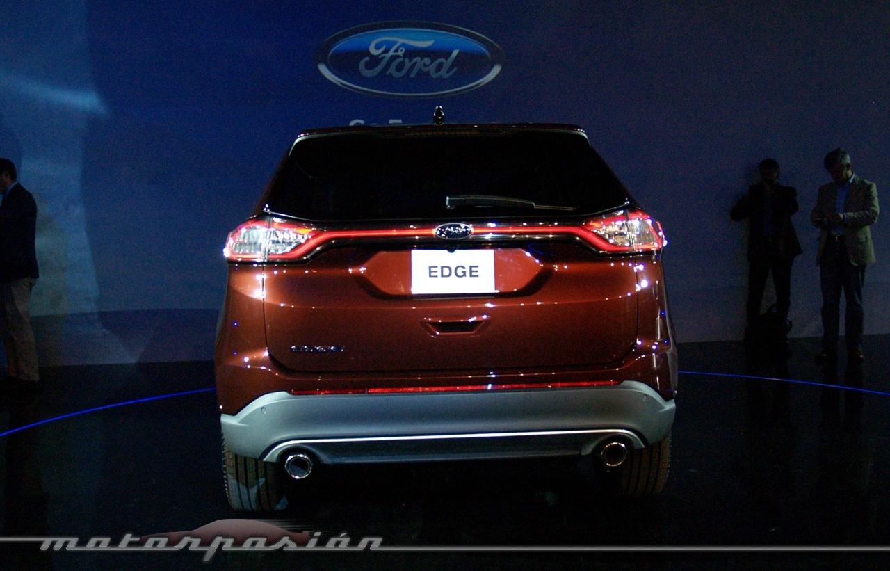 Foto de Ford Edge (presentación) (9/21)