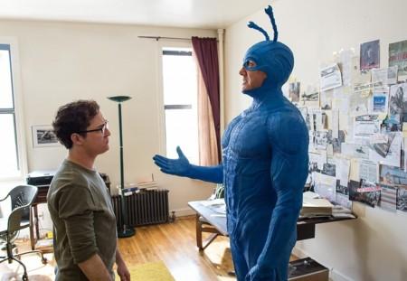 "Así es 'The Tick', la peculiar nueva serie de ""superhéroes"" de Amazon"
