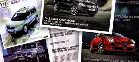 Publicidad de coches, ¿engañosa?