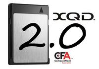 Anunciadas las especificaciones XQD 2.0: Velocidad de transferencia a 8 Gb/s (1000 MB/s)