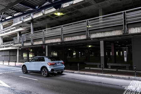 Audi A1 Citycarver 2020 Prueba 016